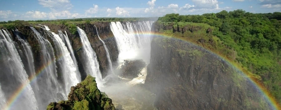 Botswana, smeraldo d'acqua