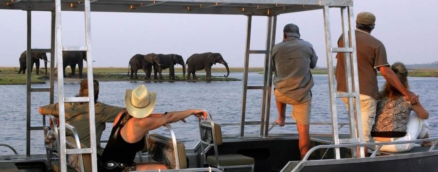 Botswana, Zambezi Queen