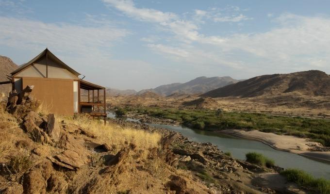Deserto, fiumi e cascate - Africa
