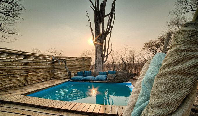 Il volto segreto del Botswana
