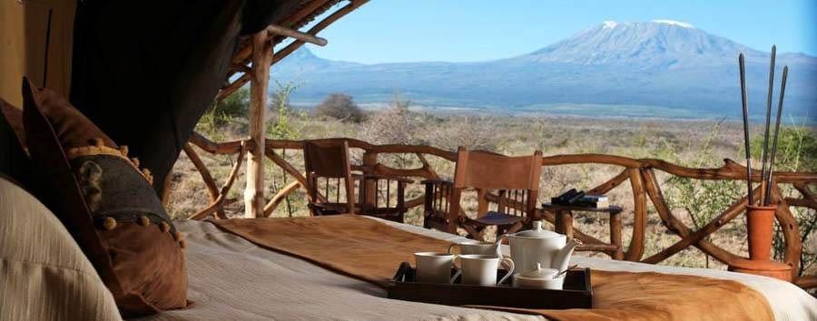 Kenya, la mia Africa in volo