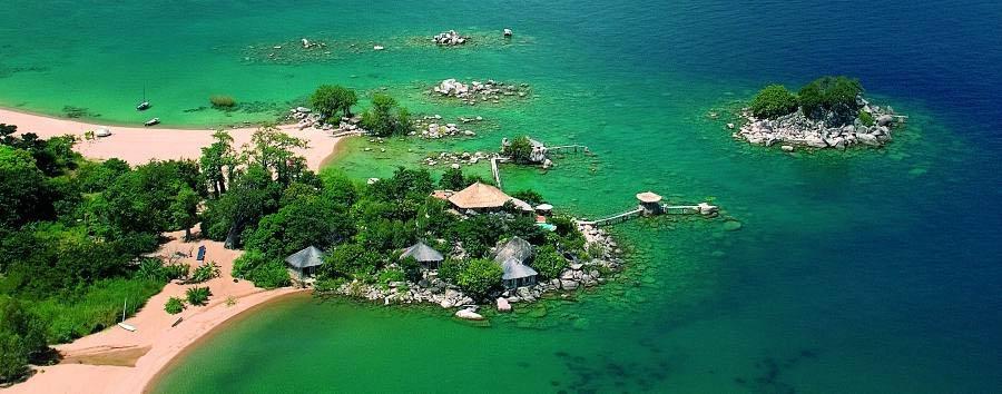 Lake Malawi, insolito mare