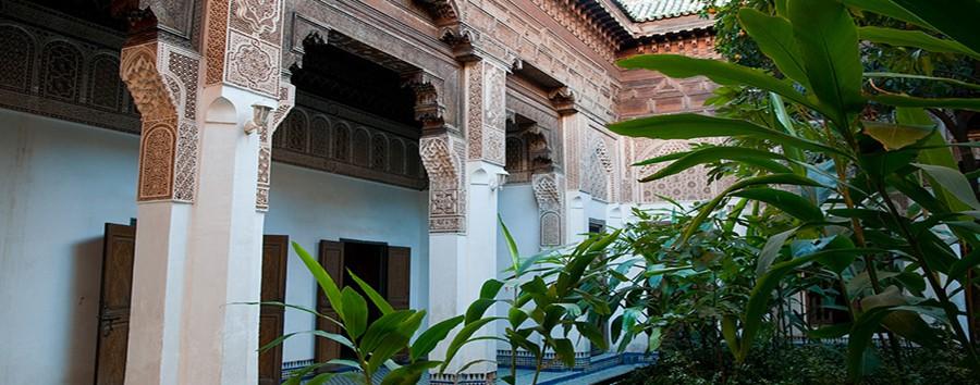 Marrakech à la Amanjena