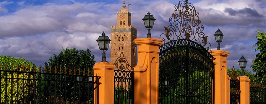 Marrakech à La Sultana