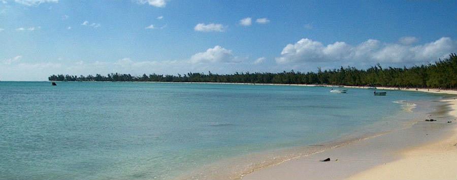 Mauritius, mare incantato