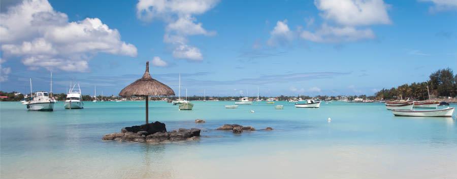 Paradiso Mauritius Mare e Terra - Africa