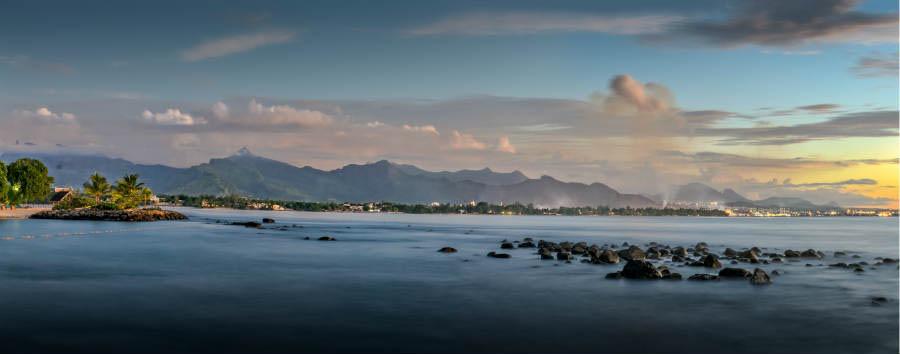 Paradiso Mauritius: Mare e Terra