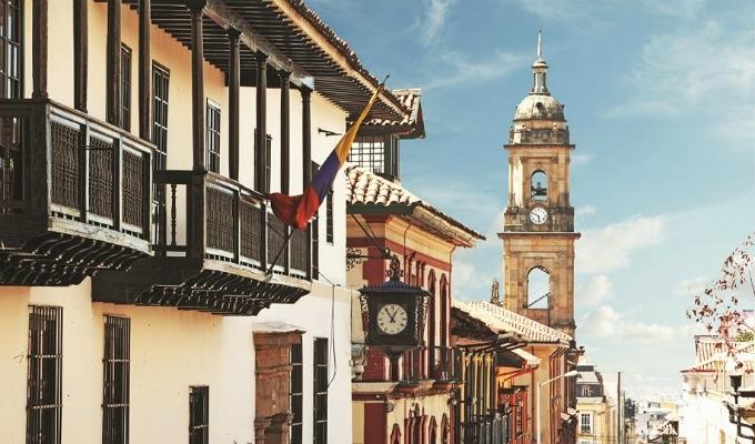 Colombia, realismo magico - America latina