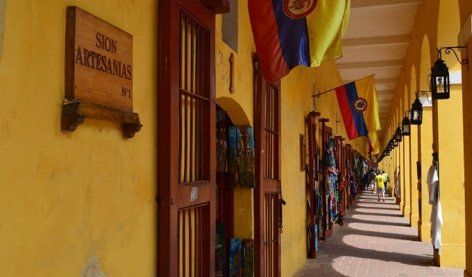 Colombia, realismo magico