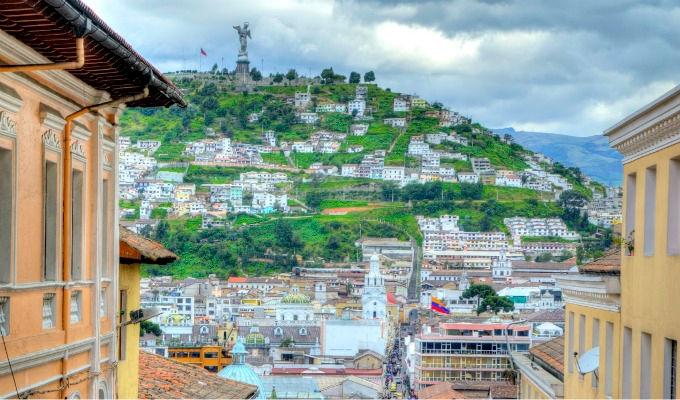 Ecuador tra Terra, Cielo e Mare - America latina