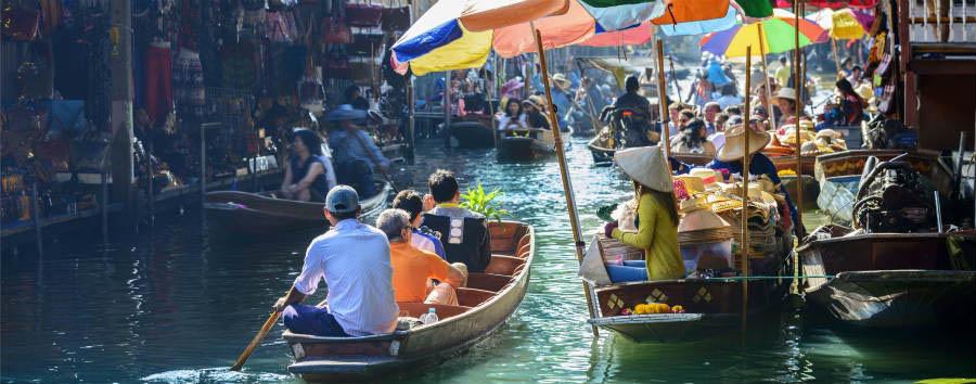 Alla scoperta della Thailandia - Asia - pacifico