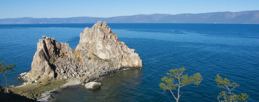 Avventura sul Lago Baikal