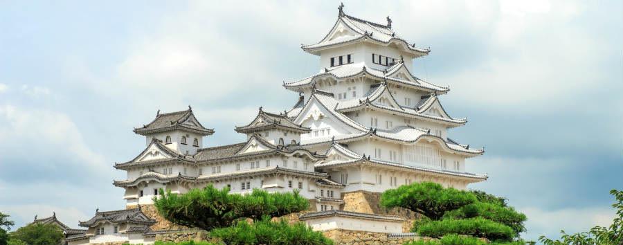 Castelli e Samurai - Asia - pacifico