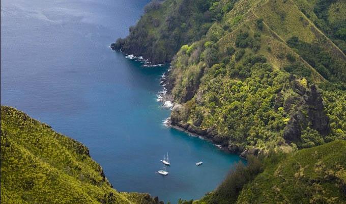 Crociera inusuale nelle Isole Marchesi