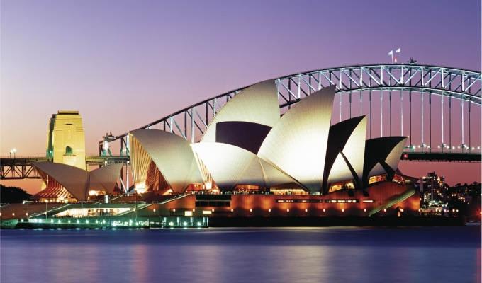 Fantastica Australia - Asia - pacifico