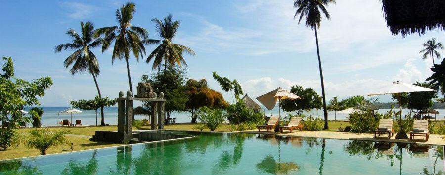 Indonesia, mare al Tugu Lombok - Asia - pacifico