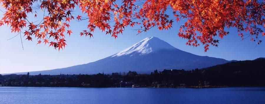 Kyoto, Mt. Fuji e Tokyo
