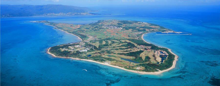 Mare a Okinawa Kohamajima - Asia - pacifico