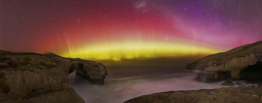 Nuova Zelanda, i cieli del sud - Asia - pacifico
