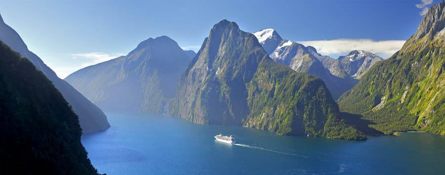 Nuova Zelanda, i cieli del sud