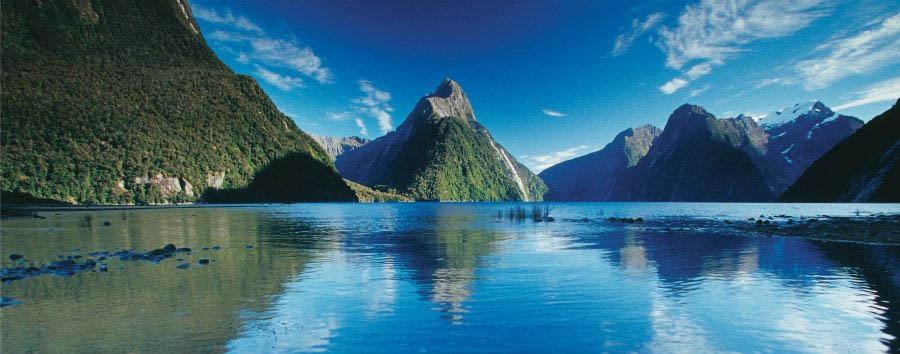 Nuova Zelanda, la Terra di Mezzo