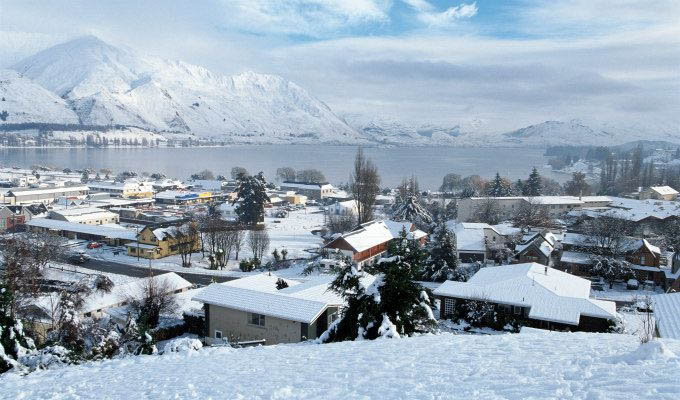 Nuova Zelanda, le Alpi del sud