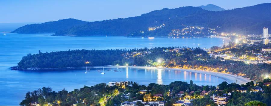 Phuket à la carte