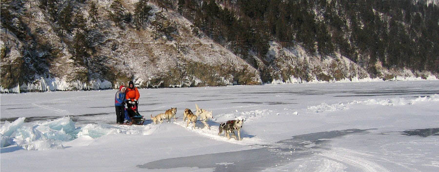 Siberia, il misterioso Lago Baikal - Asia - pacifico