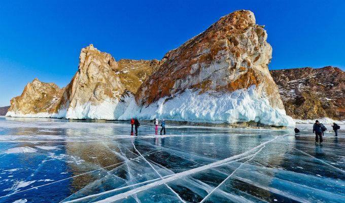 Siberia, il misterioso Lago Baikal