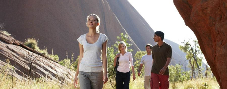 Unique Uluru Experience