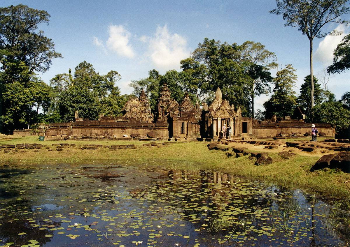DAL MEKONG AD ANGKOR - National geographic expeditions