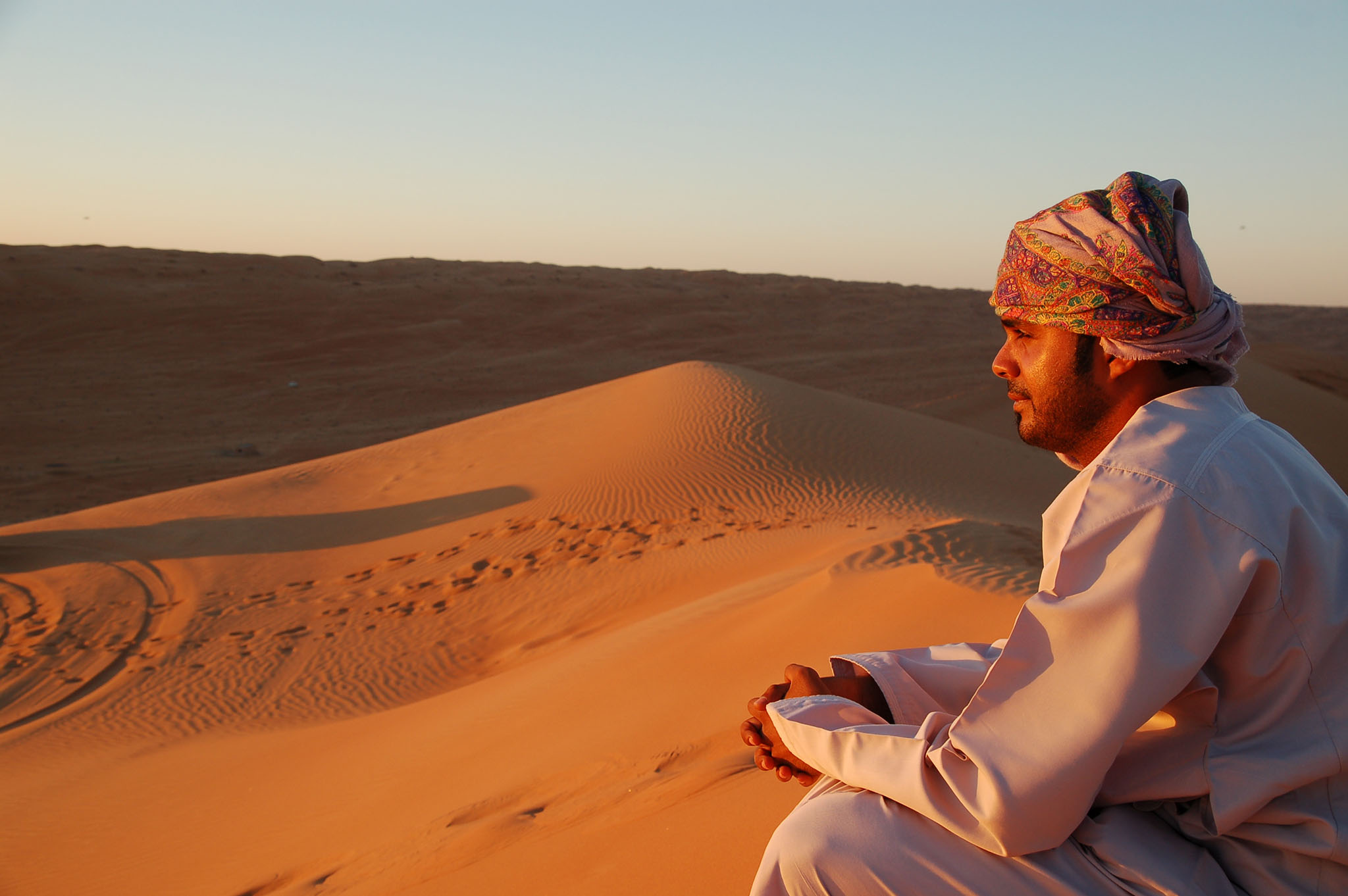 """RUB AL KHALI: LA TRAVERSATA DEL """"QUARTO VUOTO"""" E RENDEZ VOUS NEL DESERTO"""